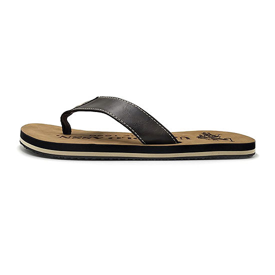 U.S. Polo Assn.® Logo Thong Sandals