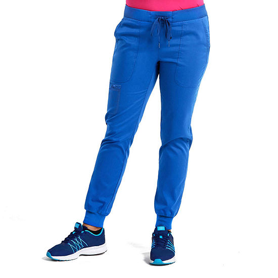 Med Couture Womens 7710t Jogger Yoga Scrub Pants Tall
