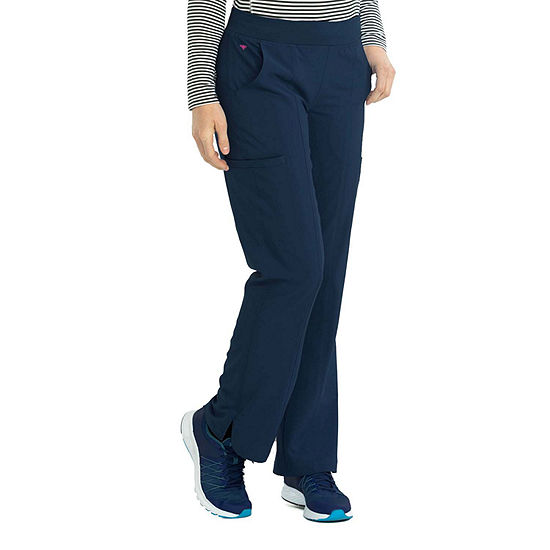 48cdcf73b78 Med Couture Womens 8744P Yoga 2 Cargo Pocket Scrub Pants - Petite - JCPenney