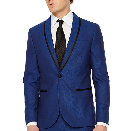 Jf Jferrar Classic Fit Stretch Tuxedo Jacket Big And Tall