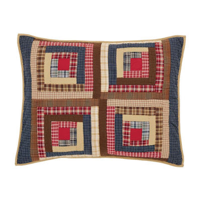 Ashton And Willow Harvey Cabin Reversible Pillow Sham