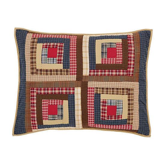Ashton And Willow Harvey Cabin Reversible Pillow Sham