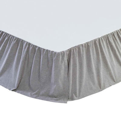 Ashton And Willow Liberty Stars Bed Skirt