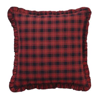 Ashton And Willow Shasta Cabin 18x18 Throw Pillow