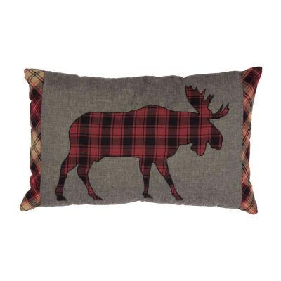Ashton And Willow Shasta Cabin 14x22 Lumbar Pillow