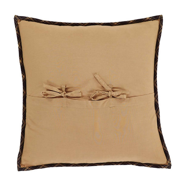 Ashton And Willow Lansing  16x16 Throw Pillow