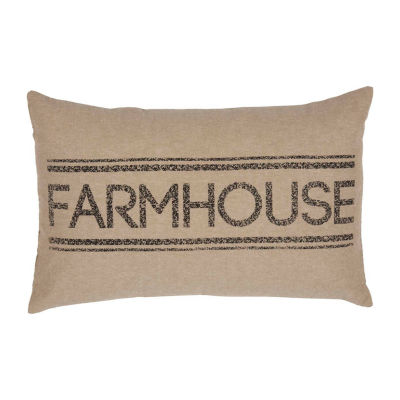 Ashton And Willow Miller Farm 14x22 Lumbar Pillow