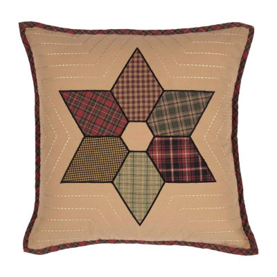 Ashton And Willow Kilton Star 18x18 Throw Pillow