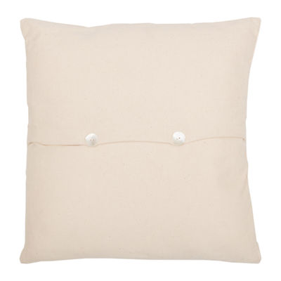Ashton And Willow Three Starfish 18x18 Throw Pillow