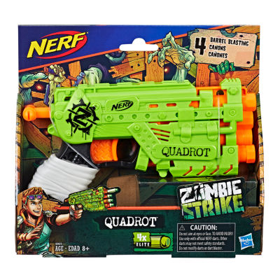 Nerf Zombie Strike Quadrot 5-pc. Toy Playset - Boys