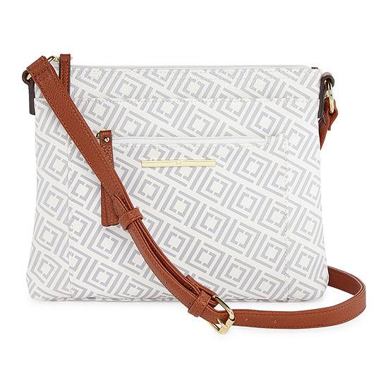 Liz Claiborne Penney Crossbody Bag
