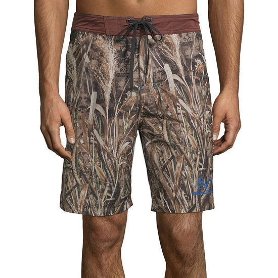 Realtree Camouflage Board Shorts