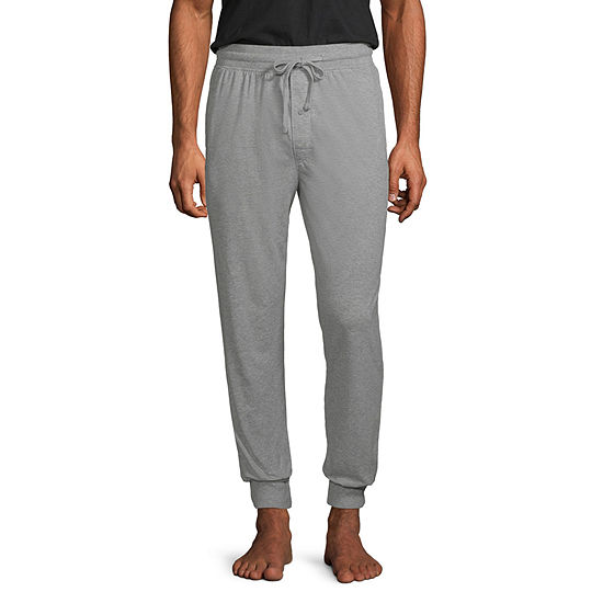 Hanes Mens Knit Pajama Pants
