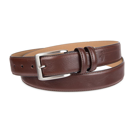 Dockers® Big & Tall Men's Dress Belt with Double Keeper