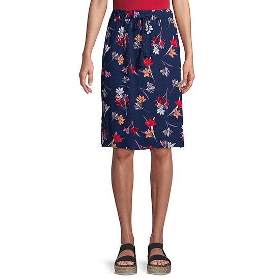 St. John's Bay Womens Pencil Skirt
