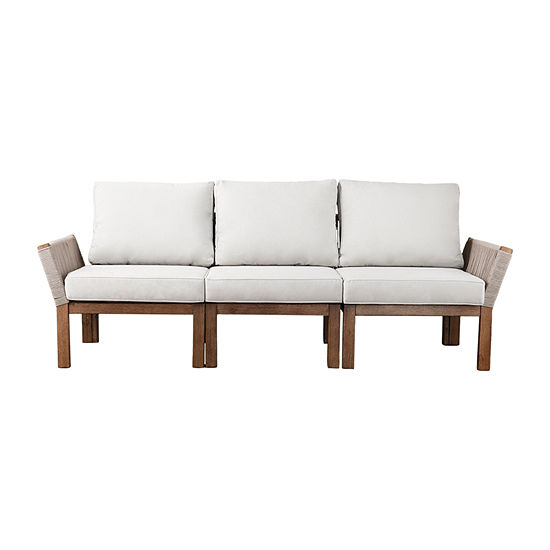 Nashcal Outdoor 3-Seater Sofa