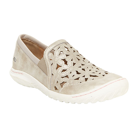 JBU By Jambu Womens Wildflower Moc Closed Toe Slip-On Shoe
