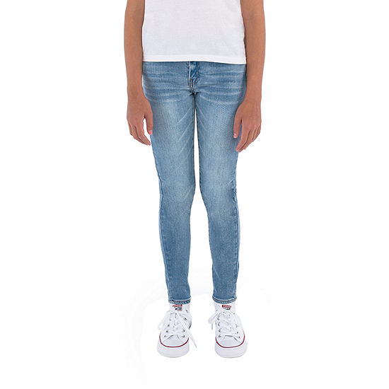 Levi's Big Girls 710 Skinny Fit Jean