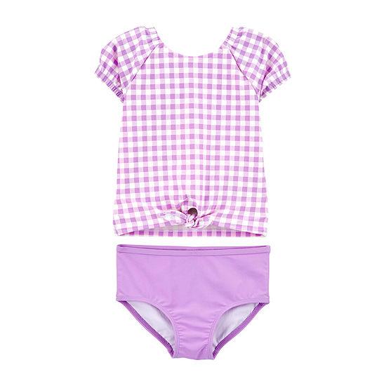 Carter's - Toddler Girls Tankini Set