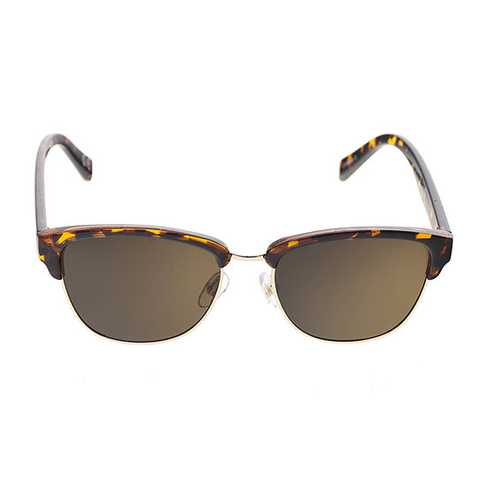 Foster Grant Ladies Clubmaster Womens Sunglasses