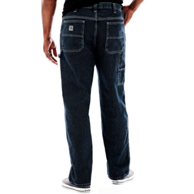 Lee® Dungaree Carpenter Jeans–Big & Tall