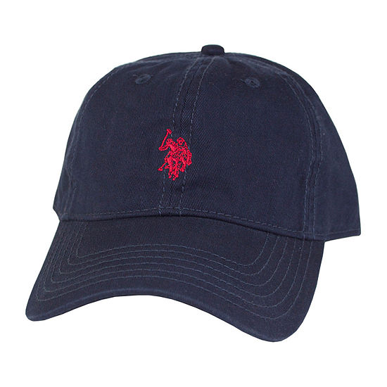 US Polo Assn Washed Twill Adjustable Baseball Cap 3ba62ae23e90