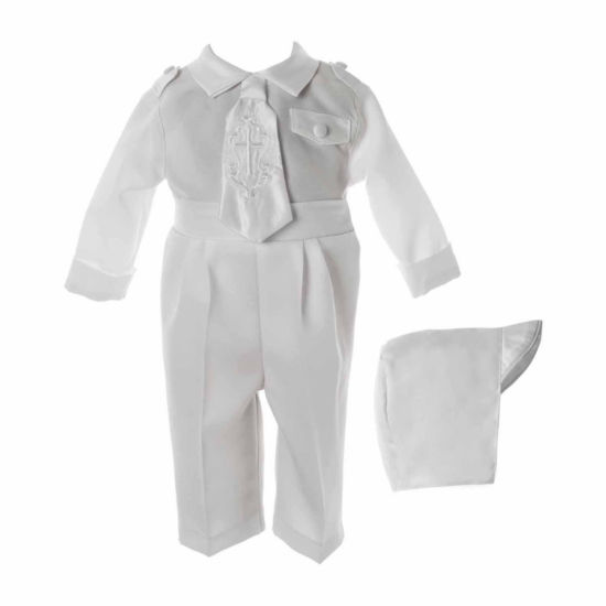 Keepsake 4-pc. Suit Set Baby Boys