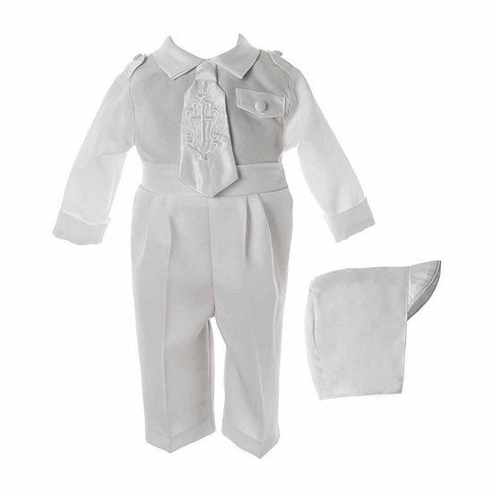 Keepsake Boys 4-pc. Suit Set Baby
