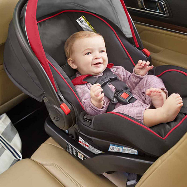 Juniors Car Seat Installation
