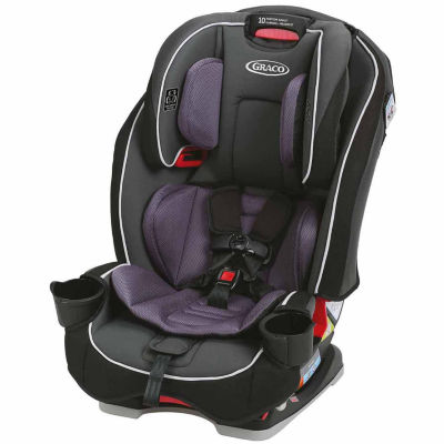 Graco SlimFit All-in-One Convertible Car Seat - Anabele