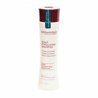 Keranique Scalp Stimulating Shampoo Deep Hydration for Dry Hair