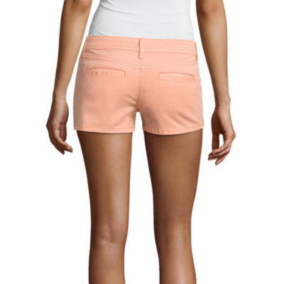 "Arizona 2.5"" Twill Chino Shorts-Juniors"