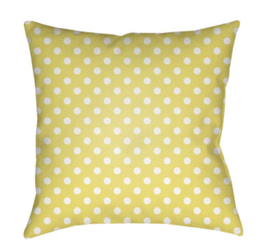 Decor 140 Nicolasa Square Throw Pillow