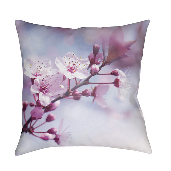 Decor 140 Earline Square Throw Pillow