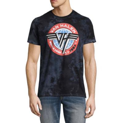 Van Halen World Tour Graphic Tee