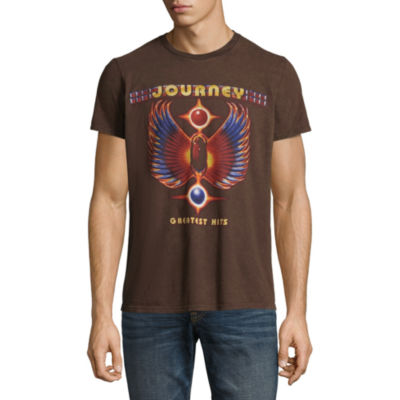 Journey Greatest Hits Graphic Tee