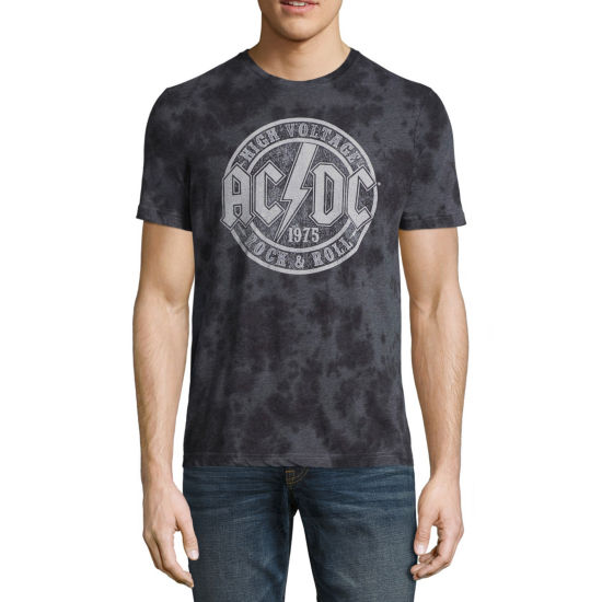 ACDC Wash Graphic Tee