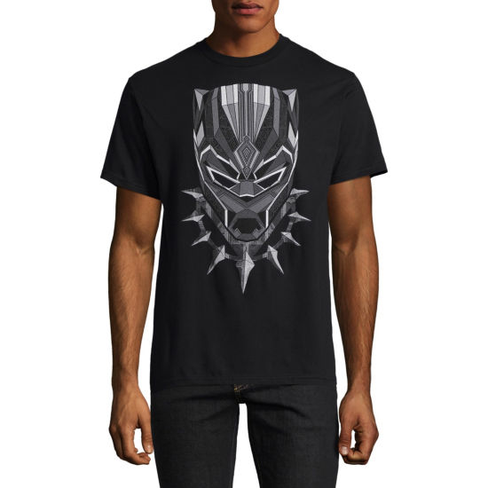 Avengers The Black Panther Graphic Tee
