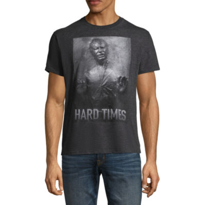 Star Wars Han Solo Hard Times Graphic Tee