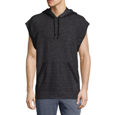 Spalding Short Sleeve French Terry Hoodie