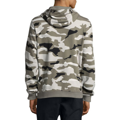 Nike Long Sleeve French Terry Camouflage Hoodie