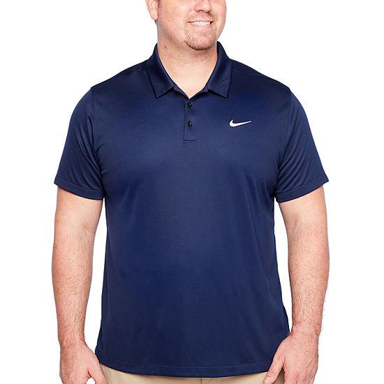 Nike Big and Tall Mens Short Sleeve Polo Shirt