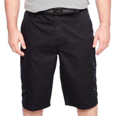 Ecko Unltd Twill Cargo Shorts Big and Tall