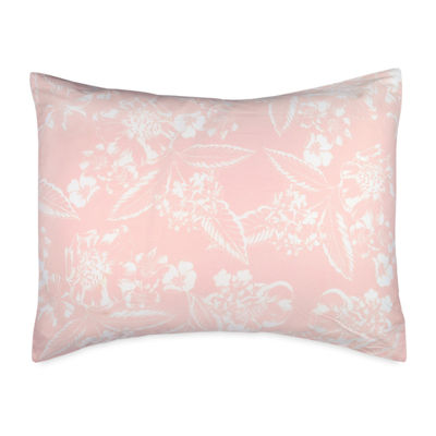 Hang Ten Ombre Hibiscus Duvet and Sham Set