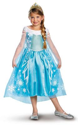 Buyseasons 2-pc. Frozen Dress Up Costume Girls