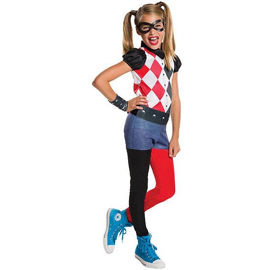 Buyseasons 5-pc. DC Comics Dress Up Costume Girls