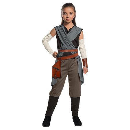 Buyseasons 6-pc. Star Wars Dress Up Costume Girls, Medium , Multiple Colors