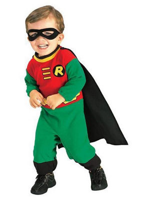 Buyseasons 3-pc. DC Comics Dress Up Costume Boys