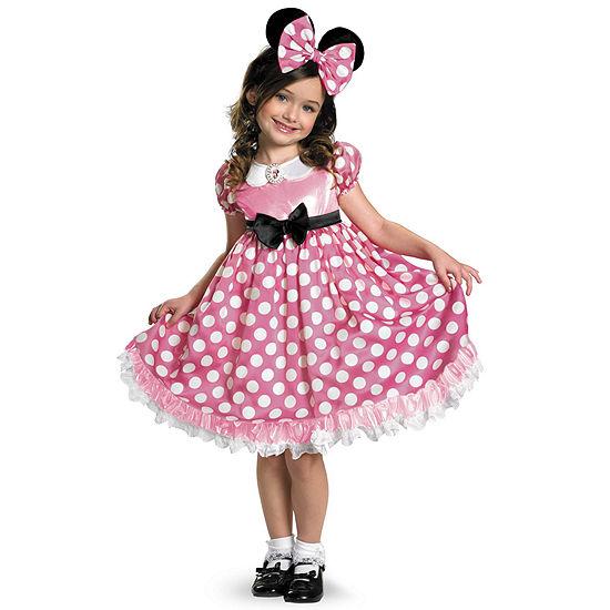 Buyseasons 2-pc. Mickey Mouse Dress Up Costume Girls