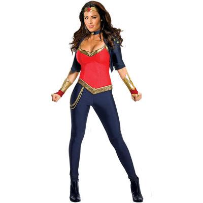 Buyseasons 8-pc. Wonder Woman Dress Up Costume Womens
